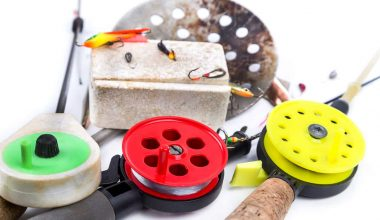 Ice Fishing Gears