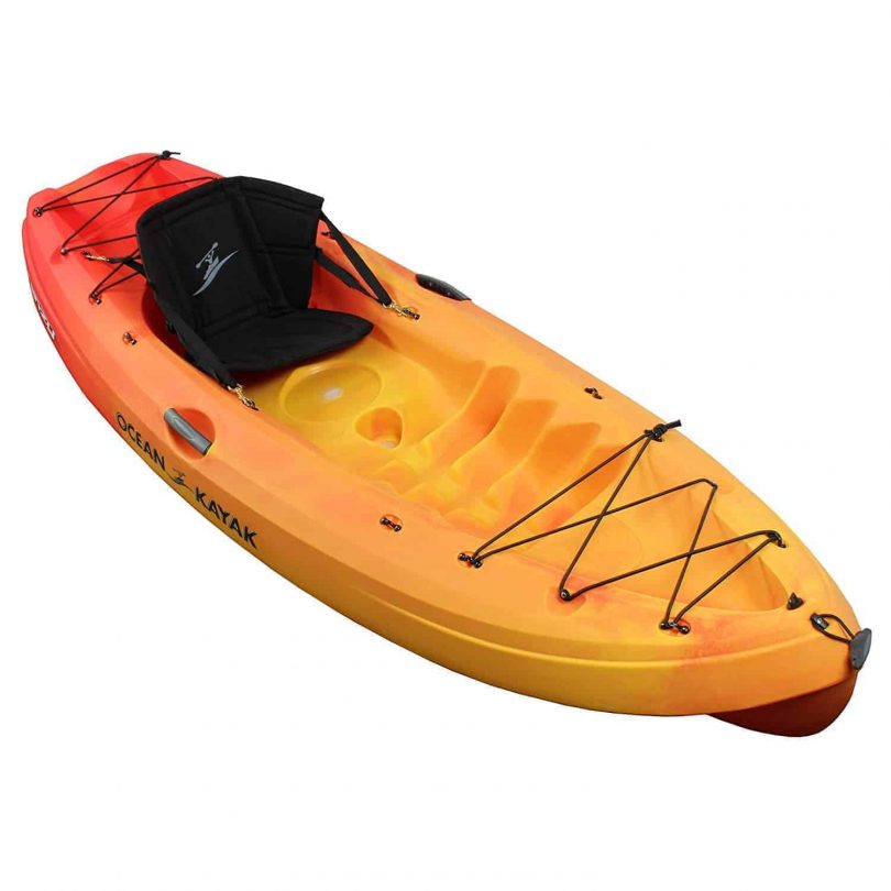 The Best Sit On Top Kayaks Reviews With Buyer's Guide