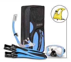 best snorkel gear set