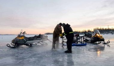 Ice Fishing Equipment Needed To Get Started - iceauger