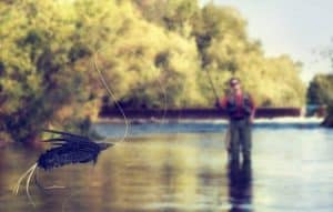 fly fishing sling vest
