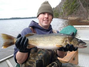 Walleye Fishing Tips For Beginners - The Is Definitive Guide To Walleye Fishing - large walleye caught 1