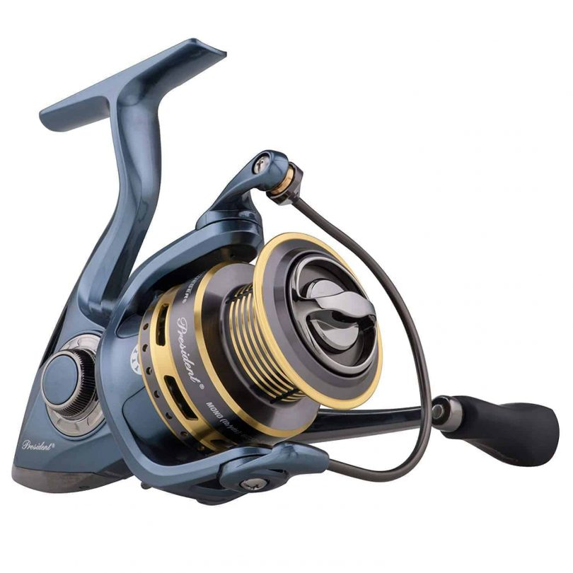 Pflueger President Spinning Reel Review