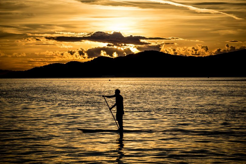 best sup paddles