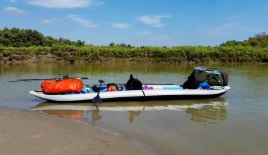 Touring Kayak