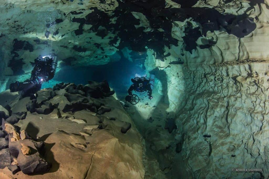 Cave diving indian springs florida