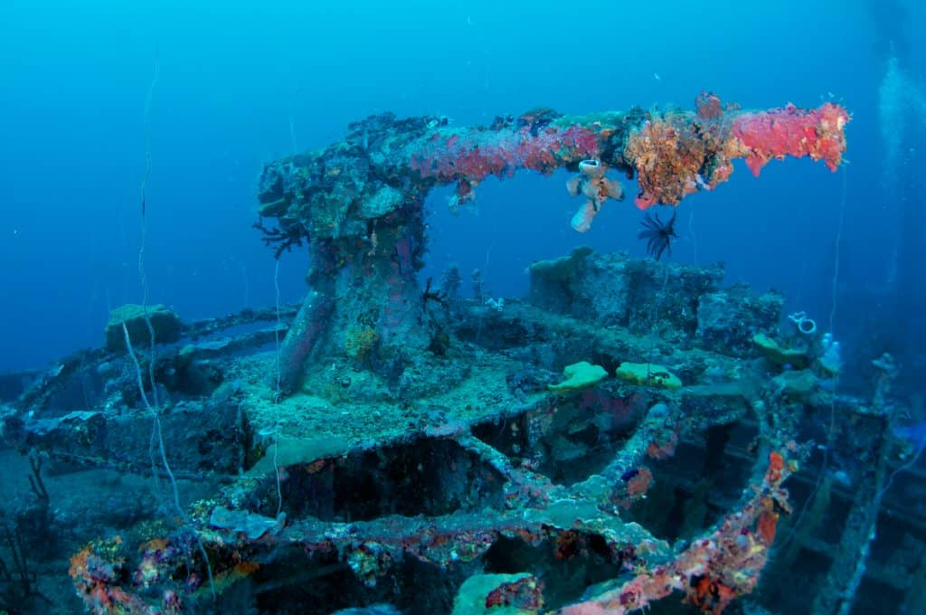 What Is Wreck Diving And How Can You Get Started - San Francisco Maru