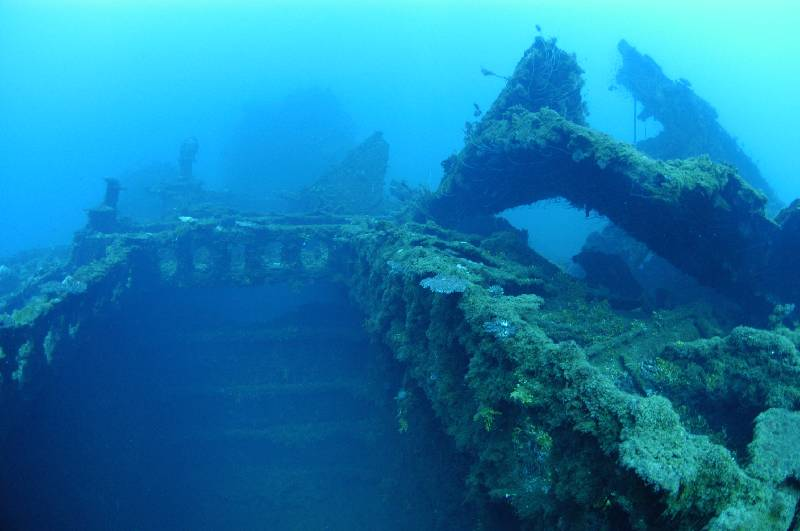 What Is Wreck Diving And How Can You Get Started - USS Saratoga