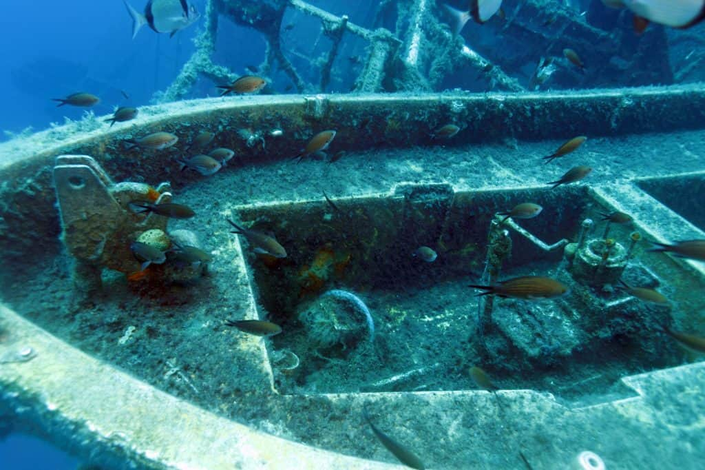 What Is Wreck Diving And How Can You Get Started - Zenobia Ship Wreck near Paphos