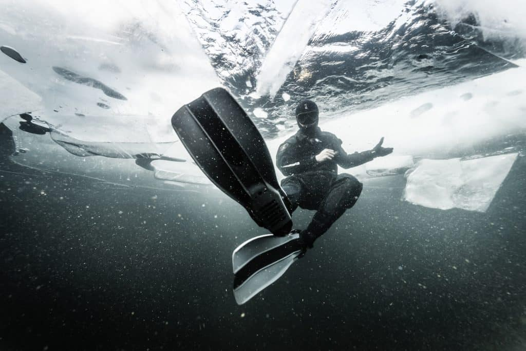 Cold Water Diving - Everything You Wanted To Know - Diving Under Ice