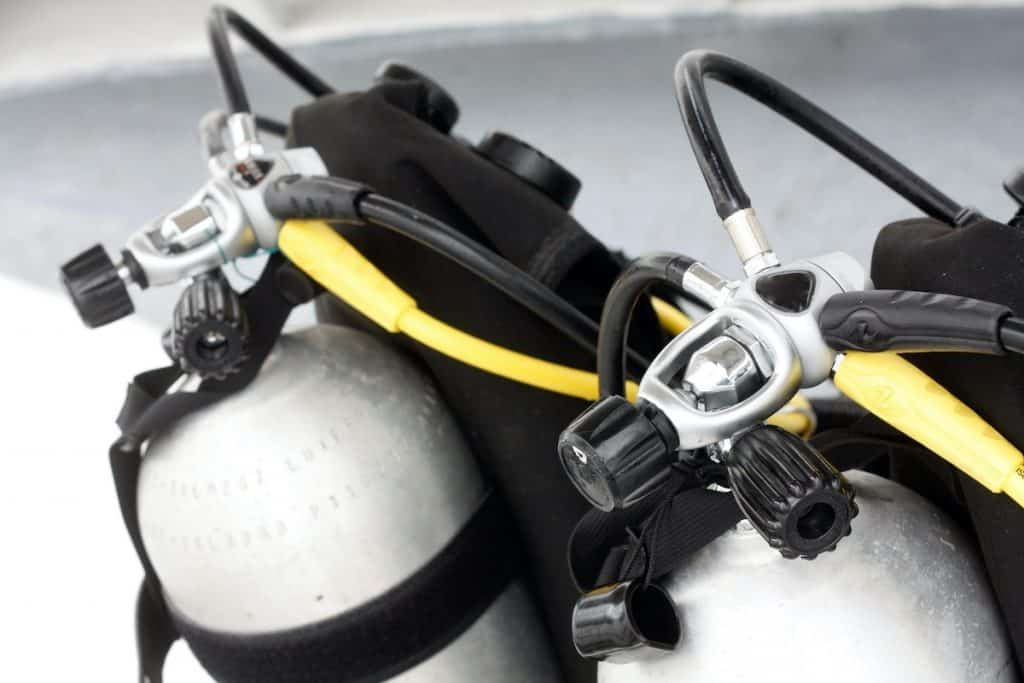 Dive Regulator