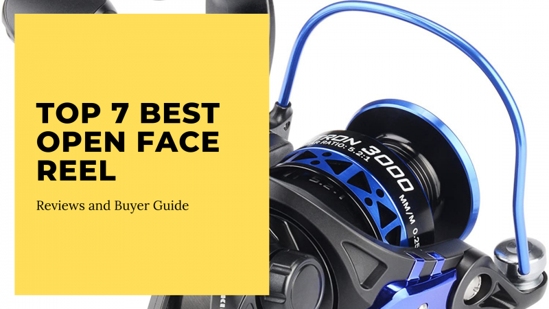 Best Open Face Reels